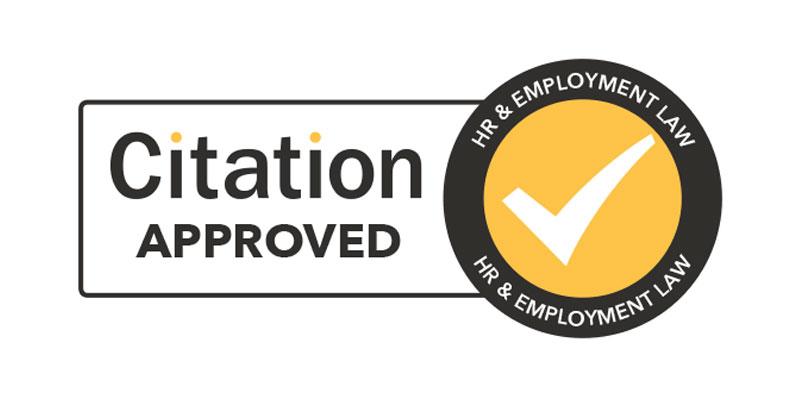 citation approved hr